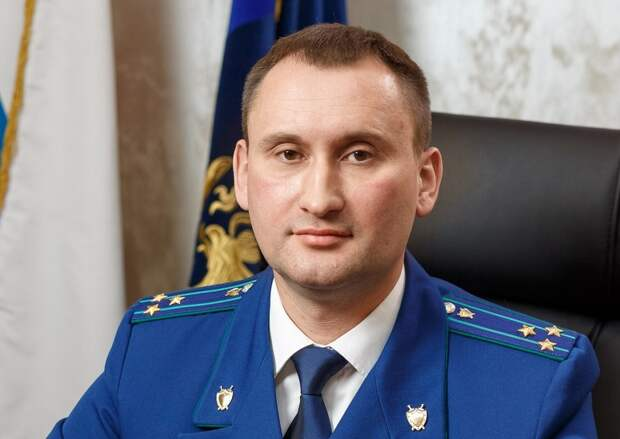Новый прокурор Нижегородской области Андрей Травкин приступил к работе
