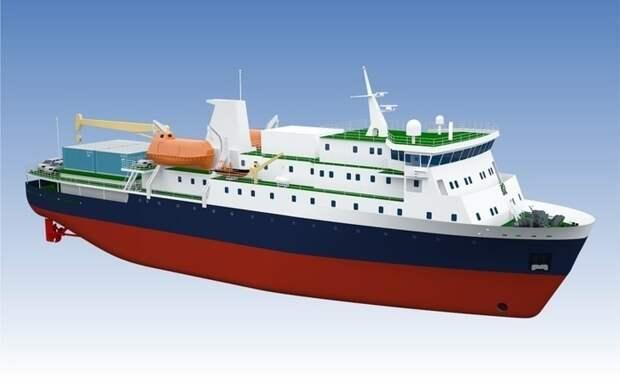 На Невском ССЗ началось строительство судов проекта PV22