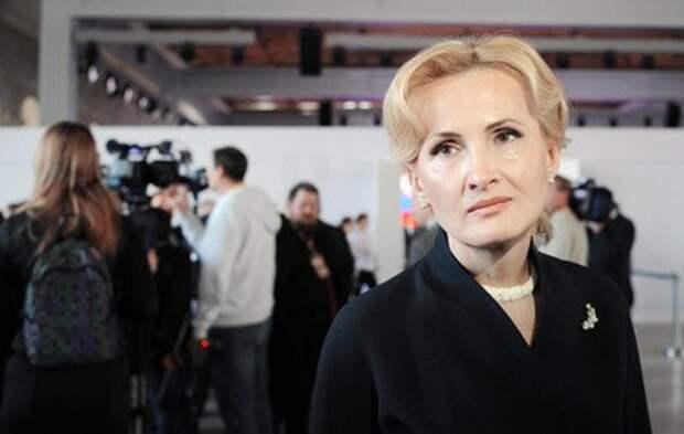 """""""Лидеры России"""" встретились с Ириной Яровой"""