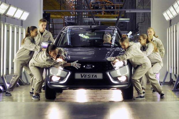 АвтоВАЗ  нашел новый способ сэкономить: теперь он не тестирует машины после сборки