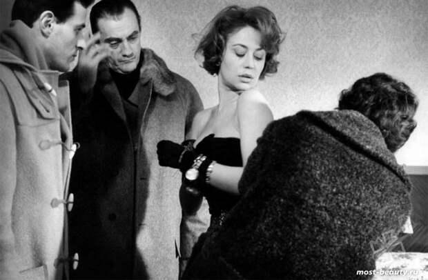 Красивые французские актрисы: Анни Жирардо
