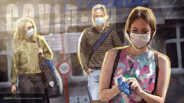 Рекордное количество заболевших коронавирусом выявили на Украине