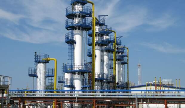 До34% сократился уровень газа вПХГ Европы