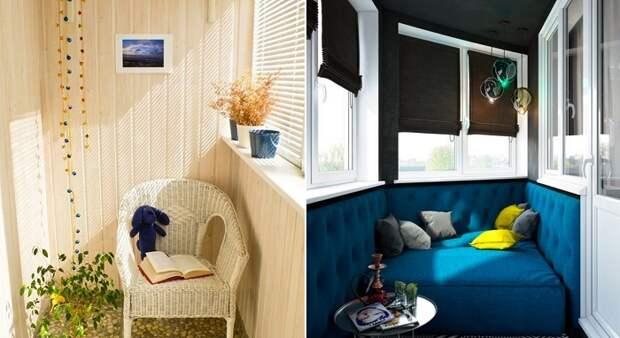 дизайн балкона в частном дом