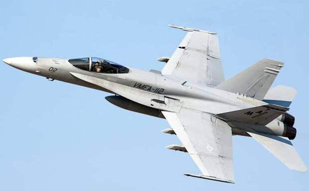 Морской удар: F/A-18 по-прежнему крут и актуален?