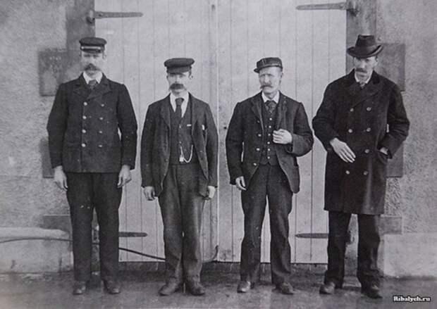 История загадочного исчезновения трех смотрителей маяка на острове Эйли-ан-Мор