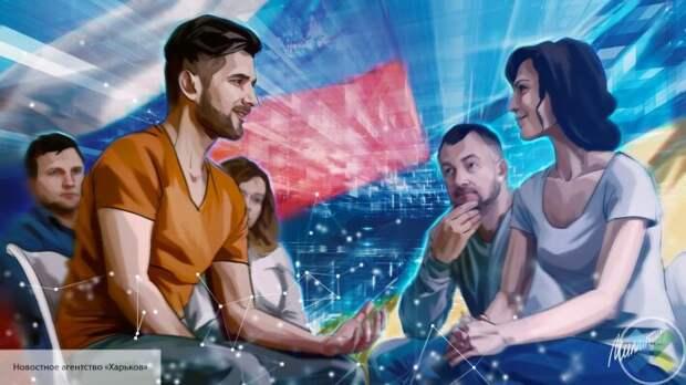 Украинцы выбирают песни на русском