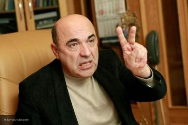 Рабинович считает, что Украина «оказалась на грани развала» из-за непрофессионалов у власти