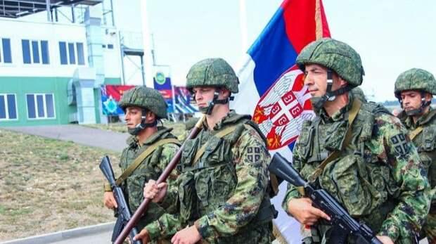 Сербия отказалась от учений в Белоруссии под давлением США – сербский эксперт