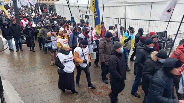 Золотарев предсказал распад Украины по Днепру