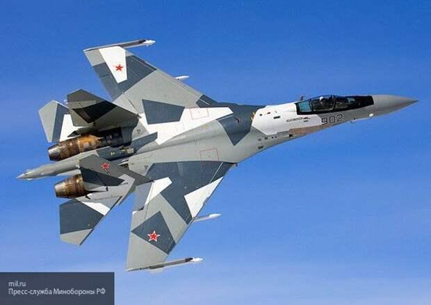 ВВС США заметили у Аляски Ту-160 и Су-35 ВКС России