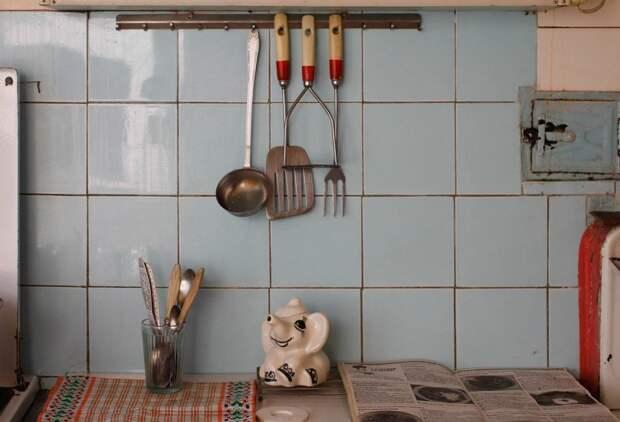 Повышенная культура быта: советские кухни, спальни игостиные