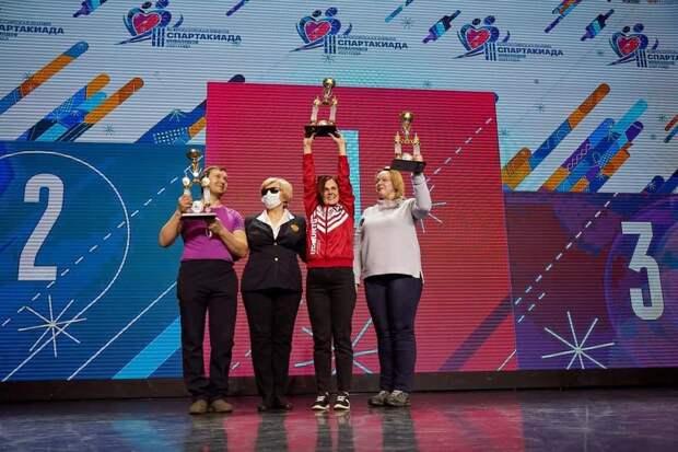 Спортсмены Удмуртии на Всероссийской зимней спартакиаде инвалидов собрали самый большой «урожай» наград