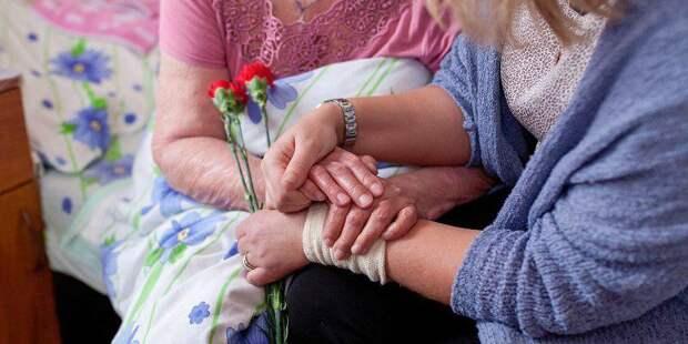 Собянин назвал социальную поддержку инвалидов приоритетной сферой/ Фото: mos.ru