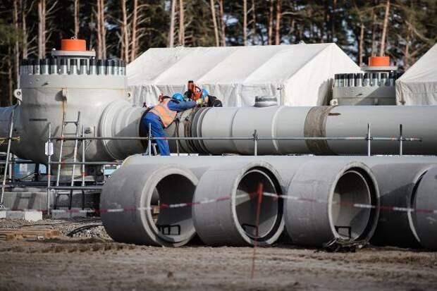 """США вводит против """"Северного потока-2"""" новые санкции"""