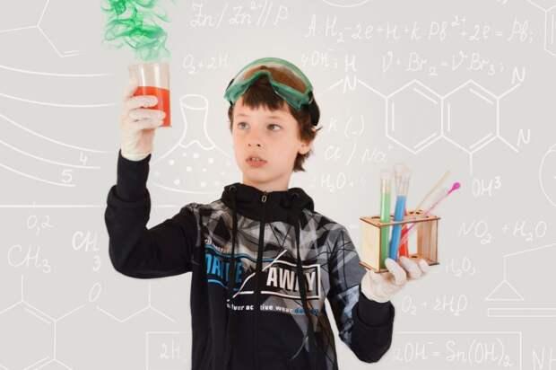 В библиотеке на улице Клары Цеткин проведут научные опыты и эксперименты для детей