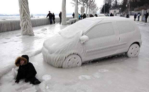 Европу ожидает суровая зима?