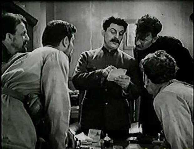 Актеру Геловани, который хотел пожить на даче Сталина, чтобы лучше войти в образ, Сталин посоветовал начать с Туруханского края.