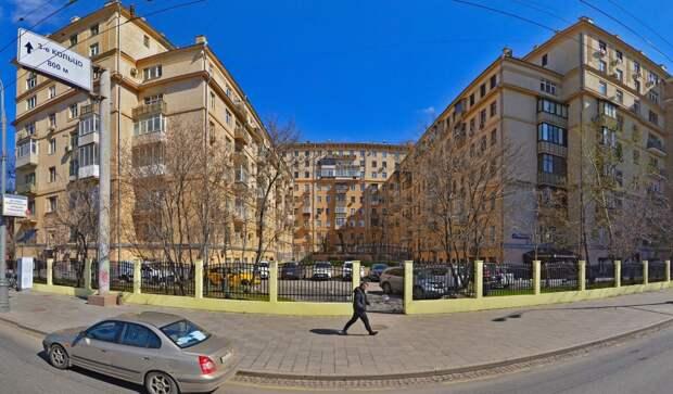 В Москве сдают через аукцион отличное помещение у метро «Белорусская»