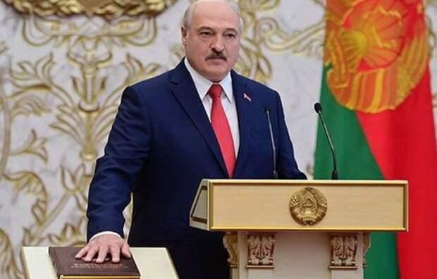 Западные резидентуры проспали инаугурацию Лукашенко