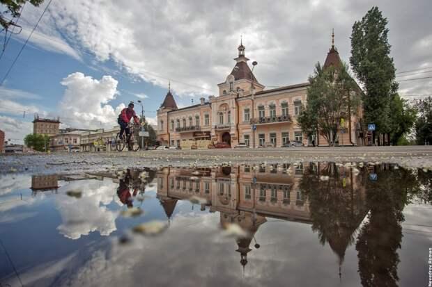 Ворошиловский проспект