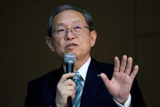 Toshiba назначила гендиректора Цунакаву председателем правления - Nikkei
