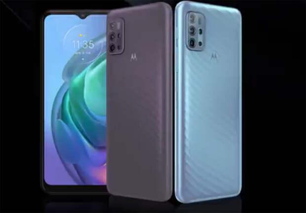 Смартфон Moto G10 Power получит четверную камеру и батарею на 6000 мА·ч