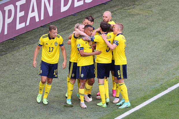 Стартовые составы матча Швеция – Польша Евро-2020: Левандовски и Исак в старте, Берг и Рыбус остались на скамейке запасных
