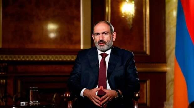 Пашинян отметил роль России иназвал принцип решения конфликта вКарабахе