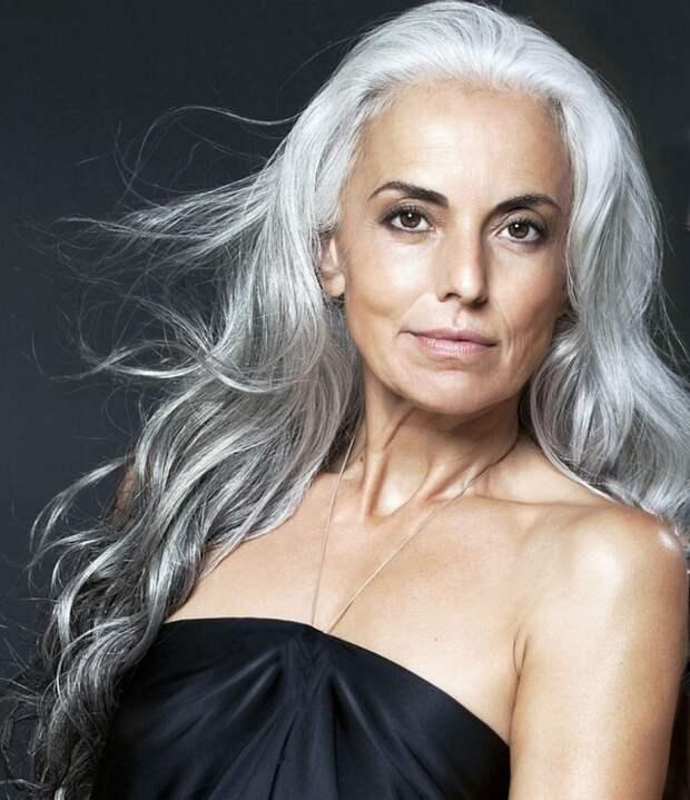 5 женщин старше 50, которые могут стать примером для вас