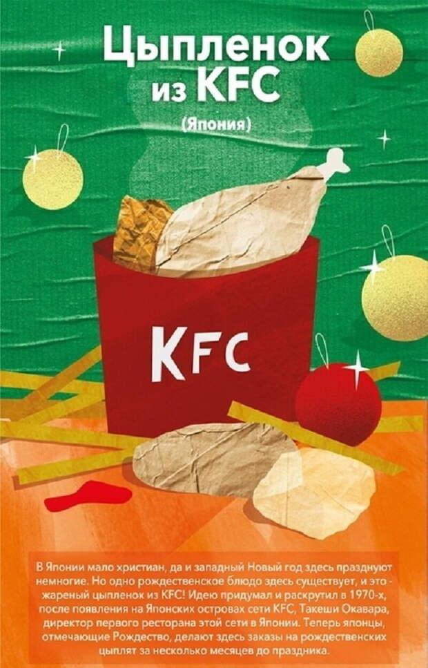Смалахове, черви мопане и другие странные традиционные блюда разных стран на Рождество