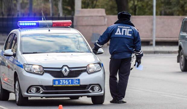 В2020 году вТюменской области более 30 раз побили или оскорбили автоинспекторов