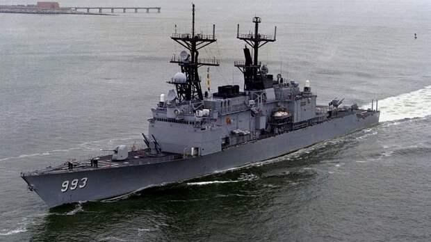 В США раскрыли причину отказа американских ВМС от похода в Черное море