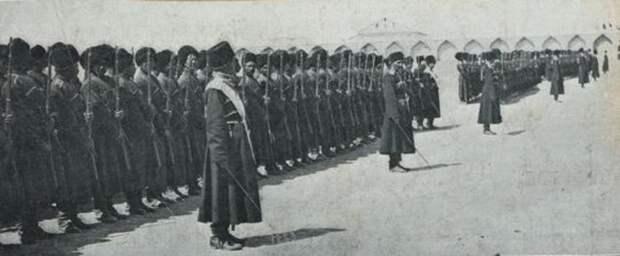 Построение дивизии в 1920 году