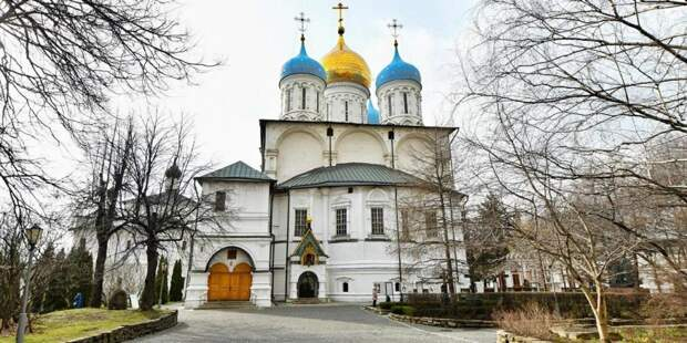 Патриарх призвал воздержаться от посещения храмов/mos.ru