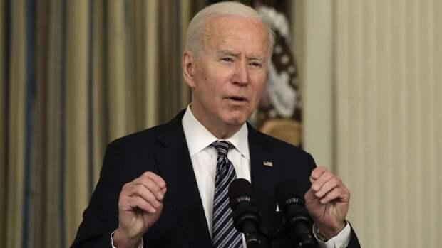 """Байден назвал ситуацию в сфере контроля над оружием в США """"национальным позором"""""""