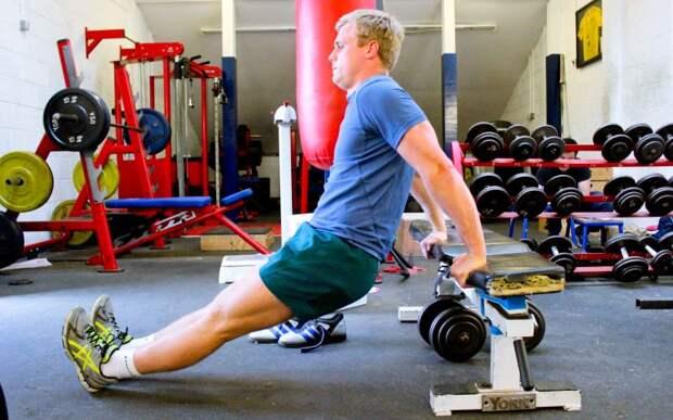 5 рабочих упражнений для которых не надо идти в спортзал