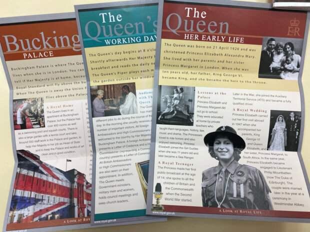 Королева Великобритании указала РФ в адресе письма школьникам Севастополя