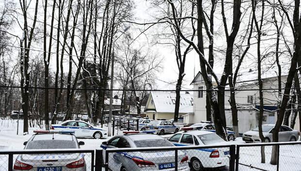 Сотрудники ГИБДД Подольска до 19 января проверят соблюдение ПДД пешеходами