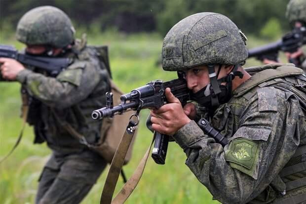 Войска Южного и Западного военных округов подняты по тревоге