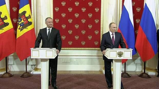 Захарова назвала «реалии» отношений России и Молдовы