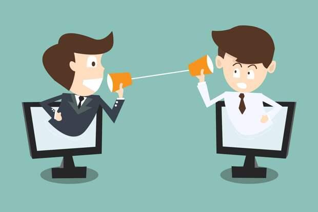 Исследование: телефонный звонок лучше текстового сообщения
