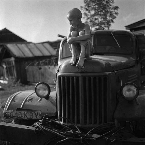 Негород в снимках красноярского фотографа Александра Кустова 15