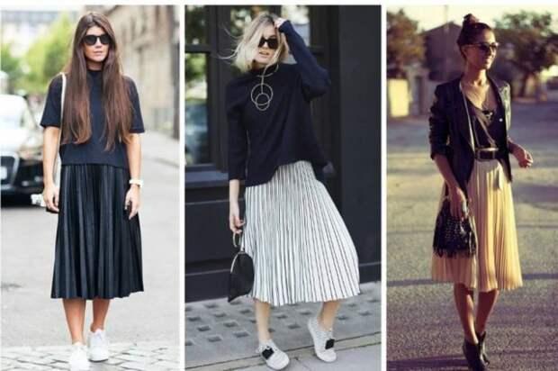 Весенние юбки