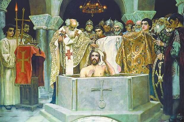 Владимир Великий: что изменилось в жизни князя с принятием христианства