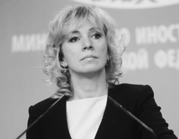 Захарова ответила Макаревичу на слова о «злобных дебилах» Россия, политика