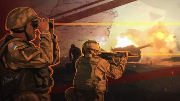 Украина намерена втянуть НАТО в войну, развязанную против собственных граждан