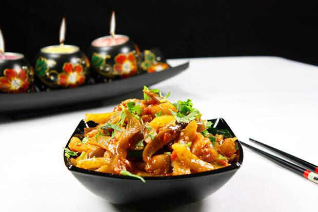 Блюдо дня: корейское Кадича