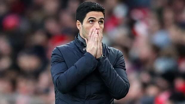 «Арсенал» в гостях уступил «Астон Вилле», потерпев 2-е поражение подряд в АПЛ