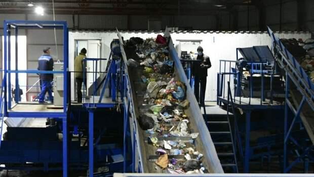 Новый экотехнопарк под Тулой увеличит вторичный оборот отходов